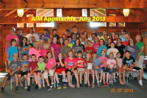AIM Appalachia July 2013