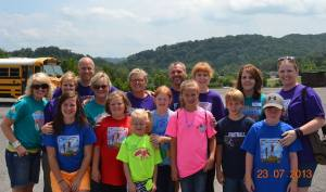 vbs team day 1-2